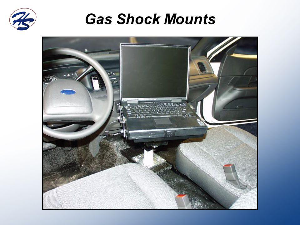 Gas Shock Mounts