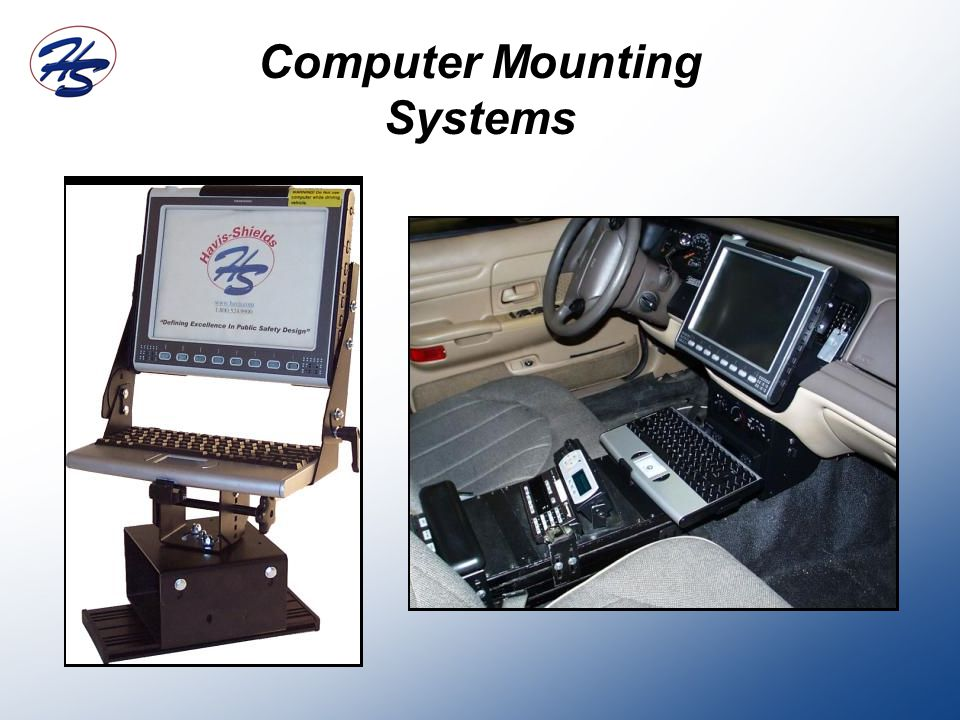 Computer Mounting Systems