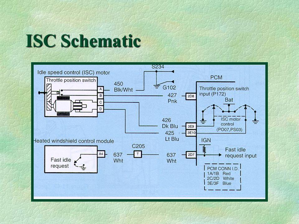 ISC Schematic