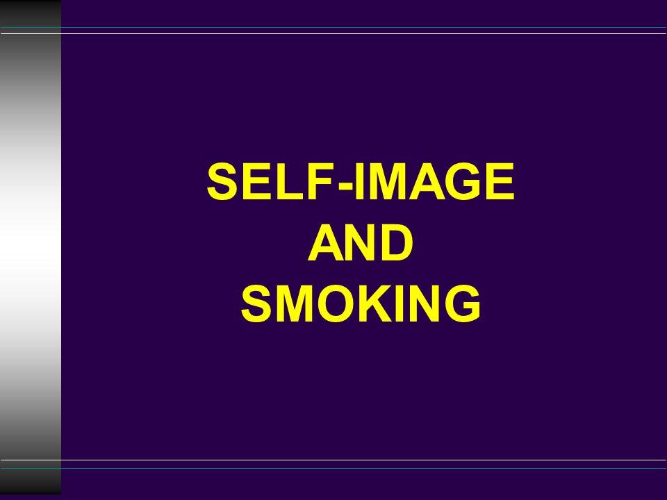 SELF-IMAGE AND SMOKING