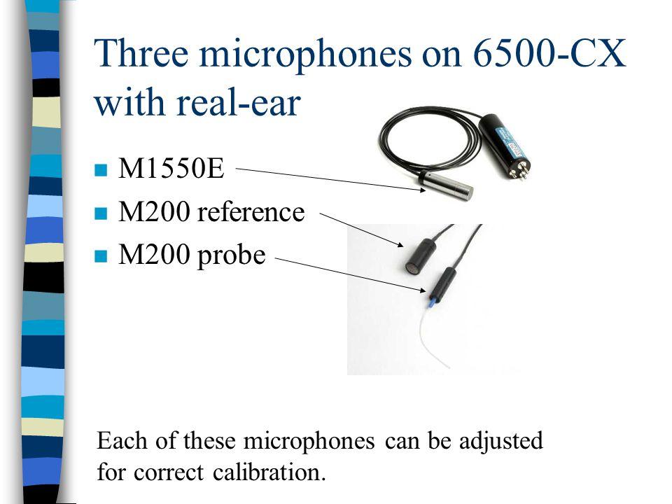 Reference & Probe calibration n Press [START/STOP] to enter probe calibration screen.