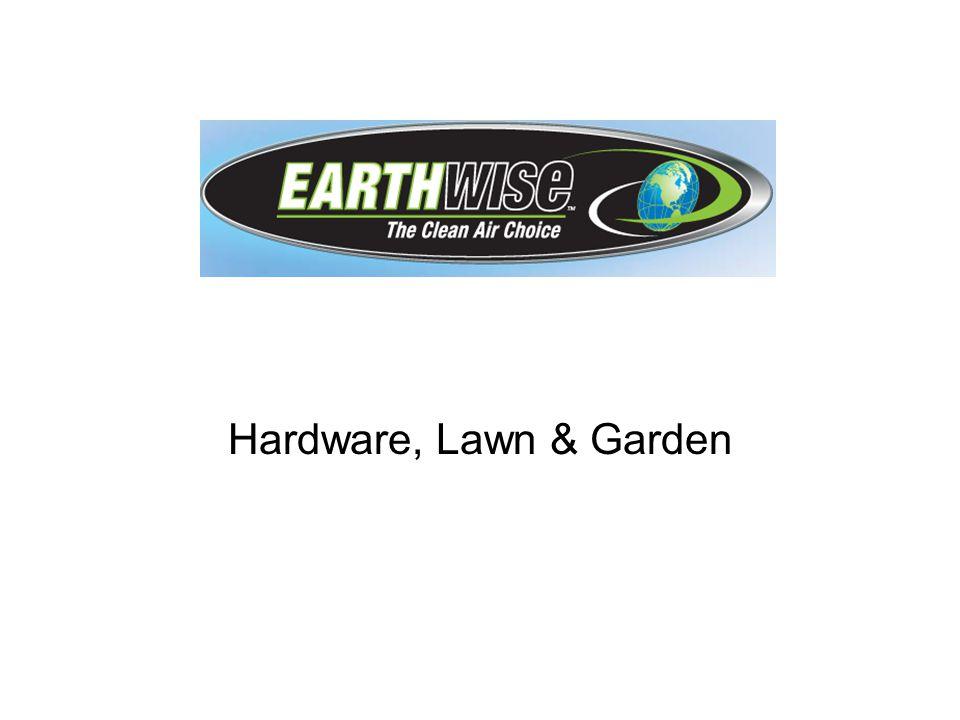 Hardware, Lawn & Garden