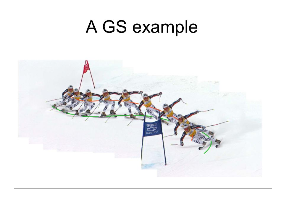 A GS example