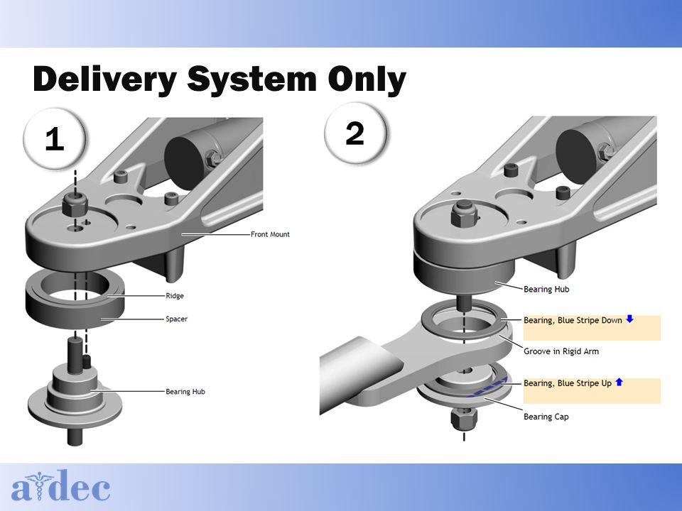 Delivery System Only 22 11