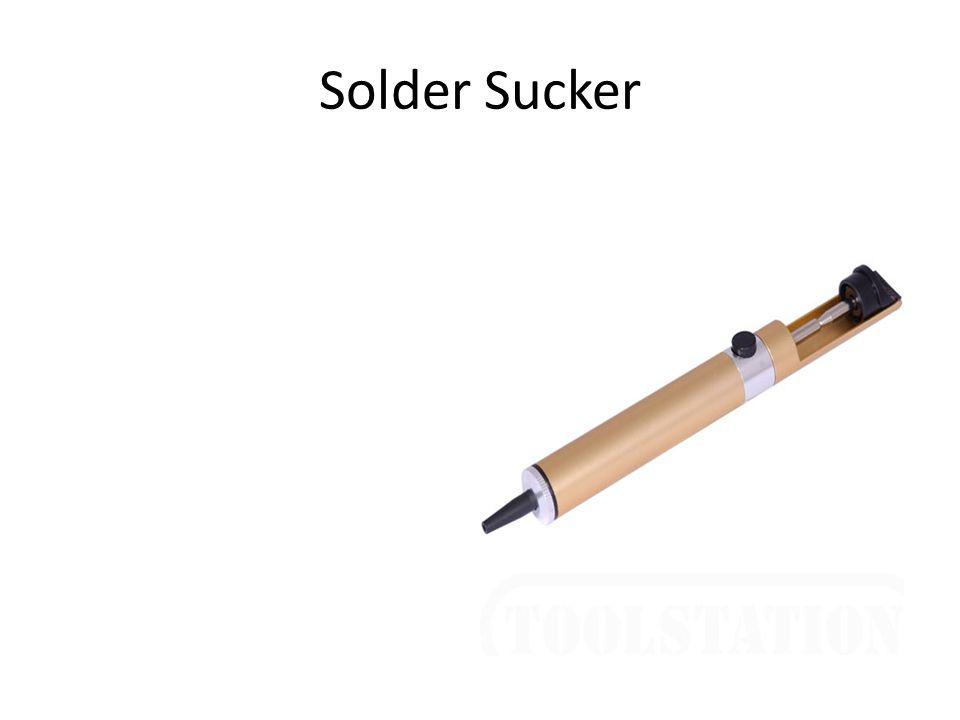 Solder Sucker