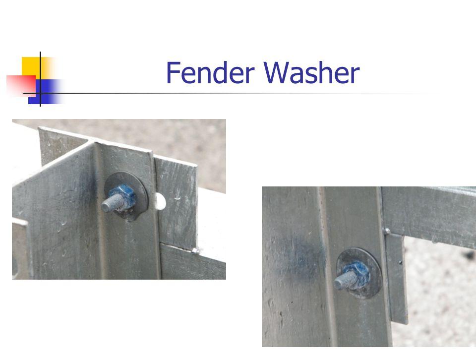 Fender Washer
