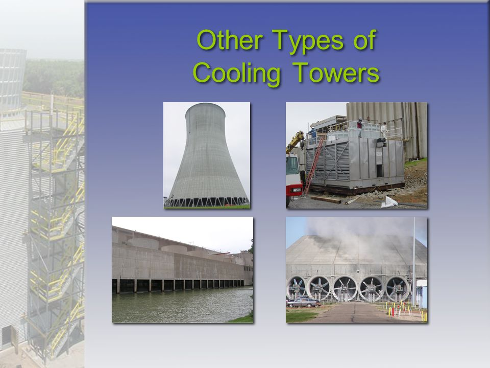Other Types of Cooling Towers