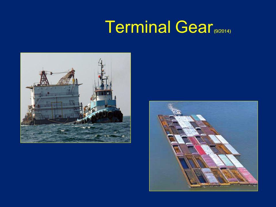 Terminal Gear (9/2014)