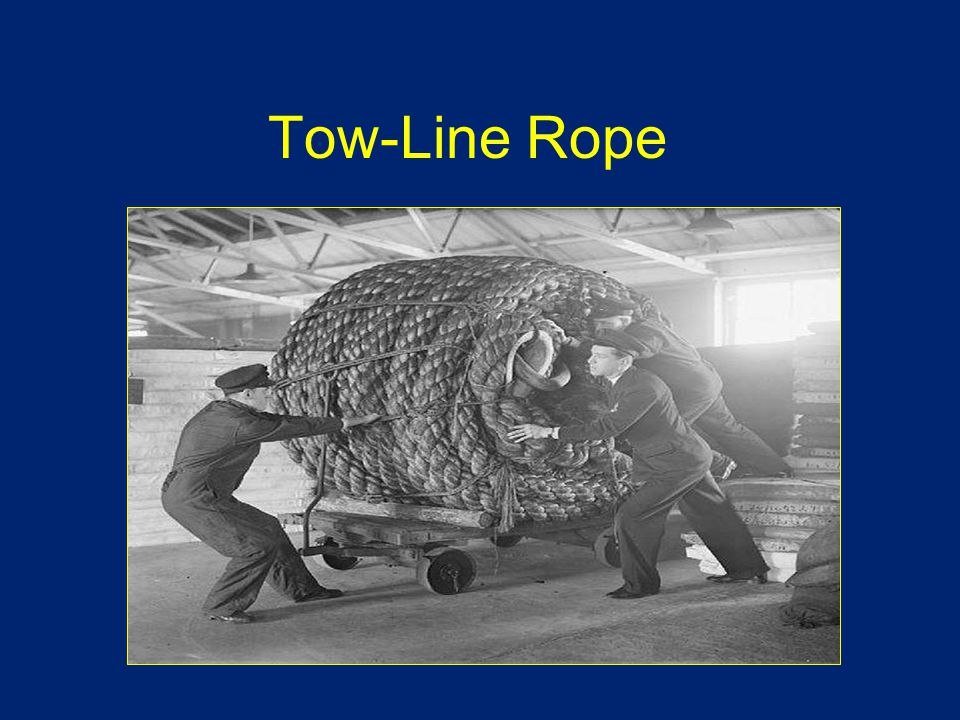 Tow-Line Rope