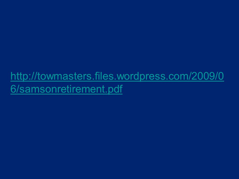 http://towmasters.files.wordpress.com/2009/0 6/samsonretirement.pdf