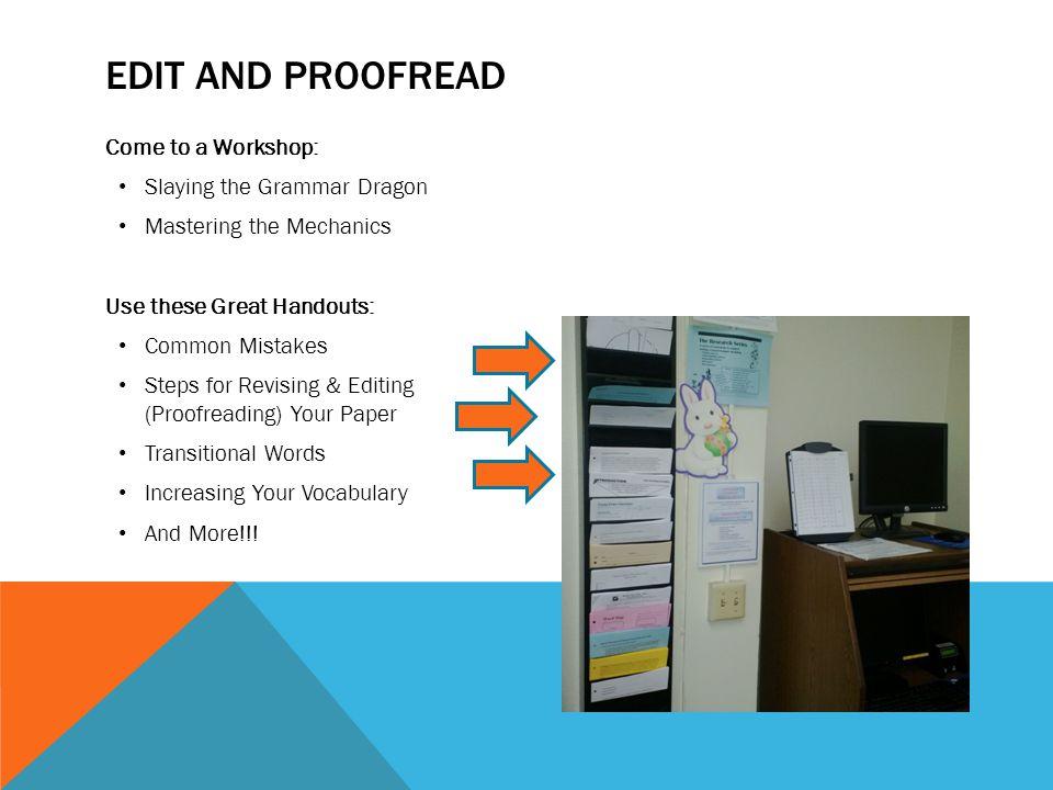 Make sure the essay follows your teacher's instructions.