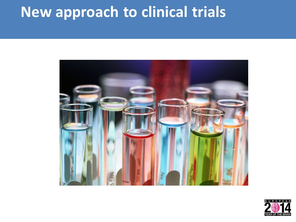 New approach to clinical trials