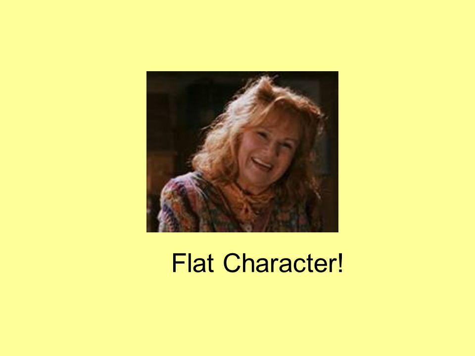 Flat Character!