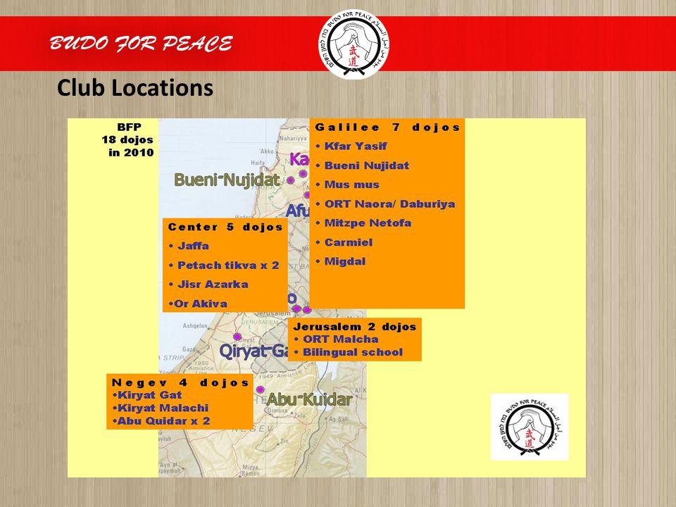 Club Locations