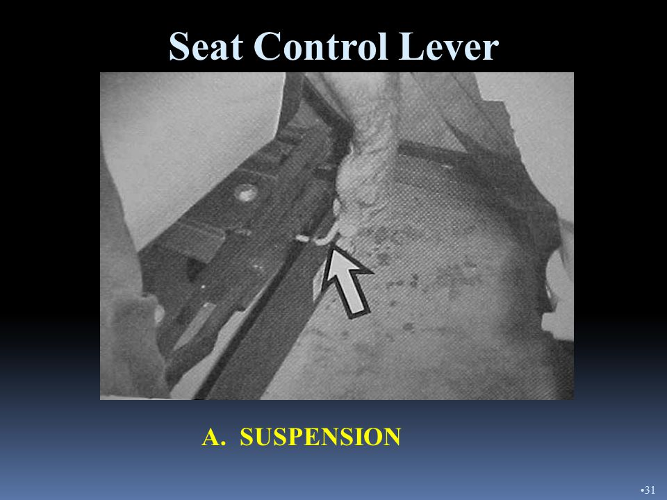 Transmission Control Lever Downshift Inhibitor Automatically Engaged 1 Reverse Speed 8 Forward Speeds Reverse, 1 st and 2 nd gears are manual. 3 rd th