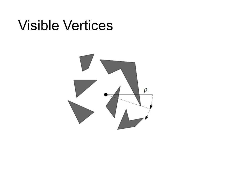 Visible Vertices