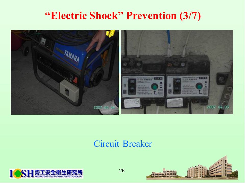 26 Circuit Breaker Electric Shock Prevention (3/7)