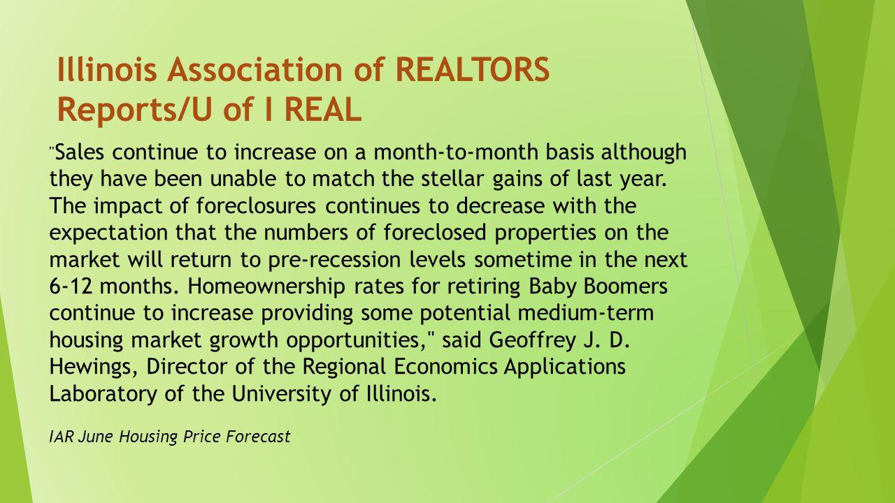 NAR Housing Market Forecast NAR Housing Market Forecast, 6/30/14