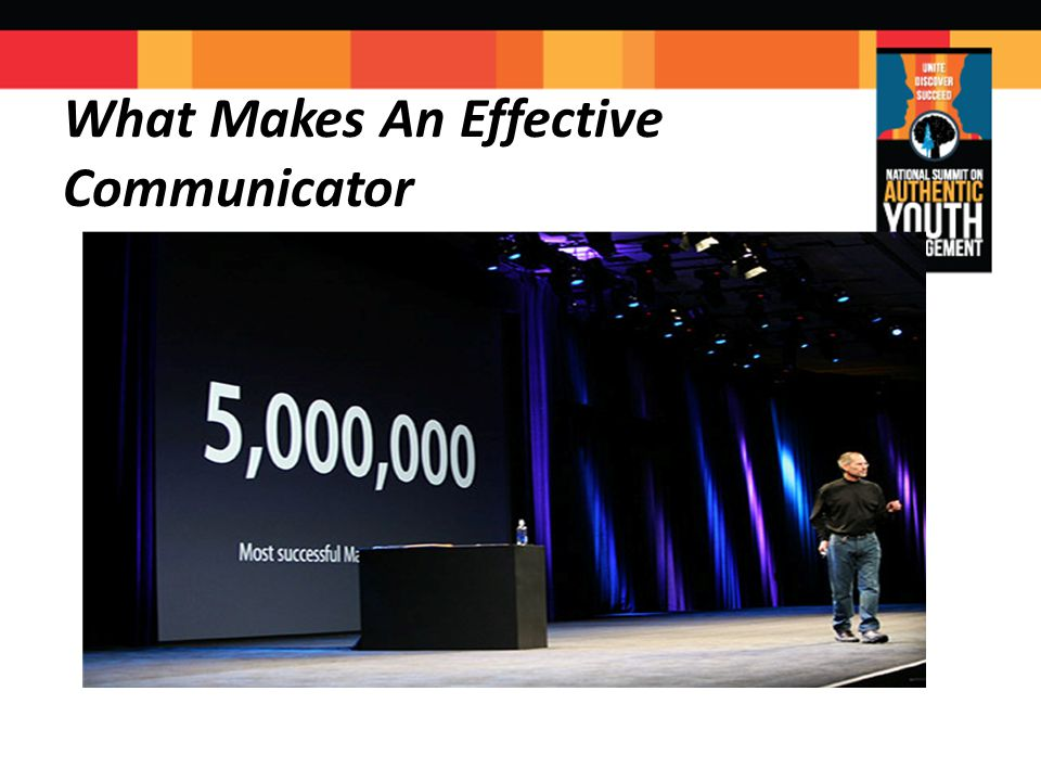 What Makes An Effective Communicator