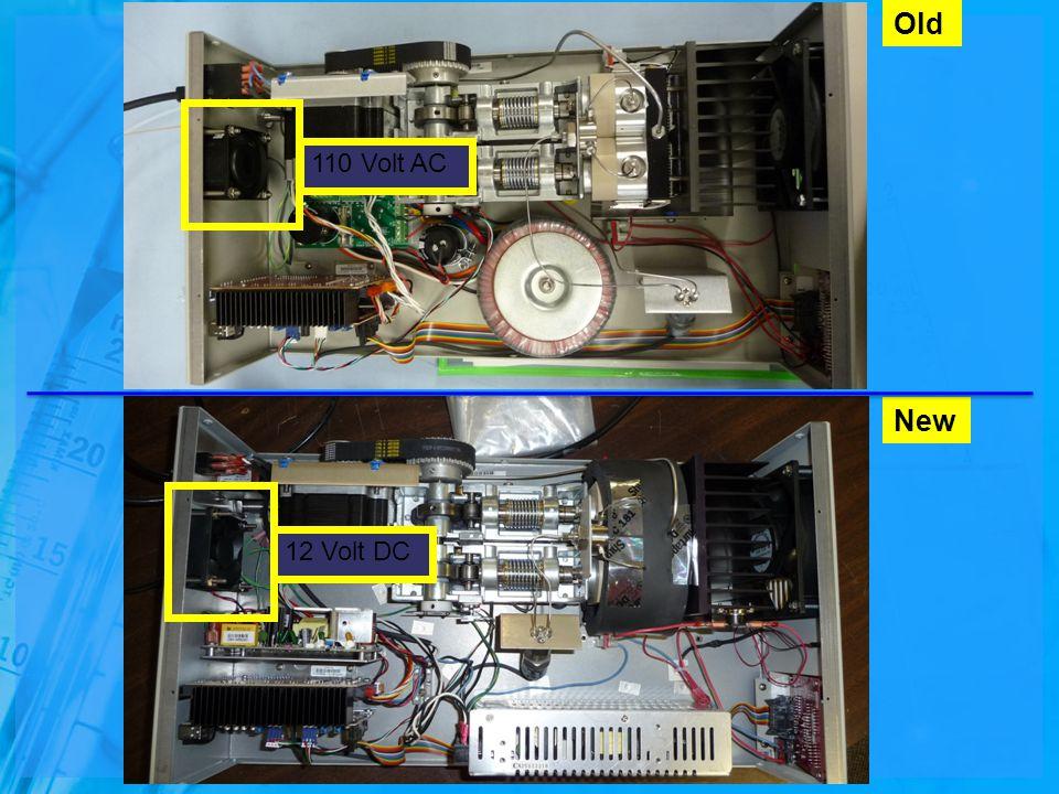Old New 110 Volt AC 12 Volt DC
