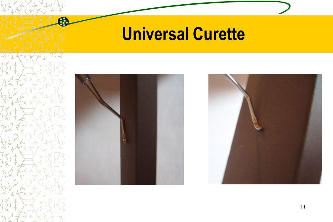 38 Universal Curette