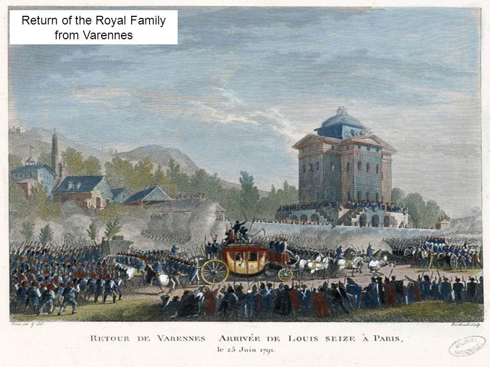 Return of the Royal Family from Varennes