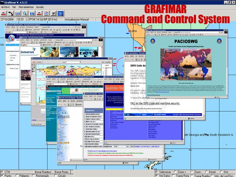 28 GRAFIMAR Command and Control System
