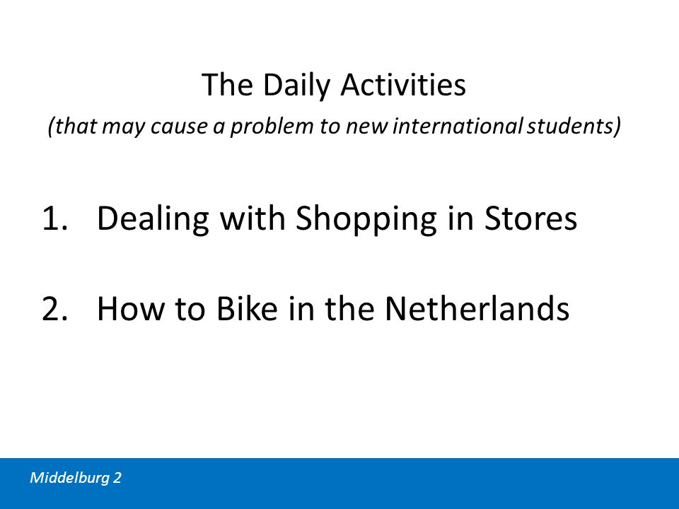 Middelburg 2 Bike Guide Booklet The booklet contains essential and handy stuff about riding a bike in the Netherlands