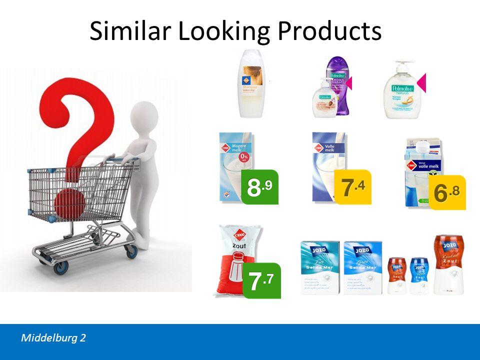 Middelburg 2 Similar Looking Products