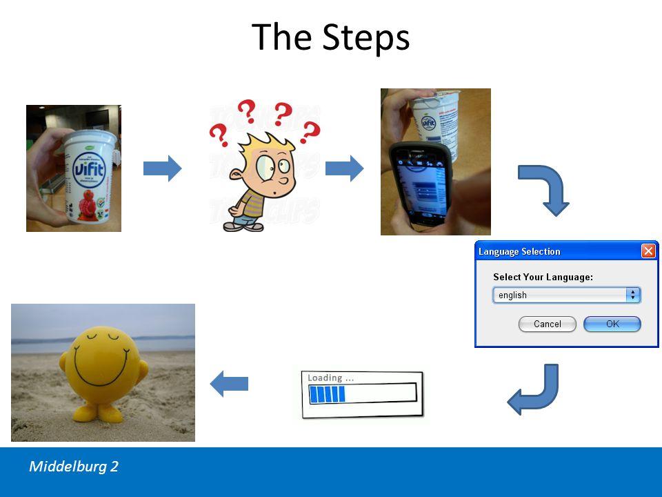 Middelburg 2 The Steps