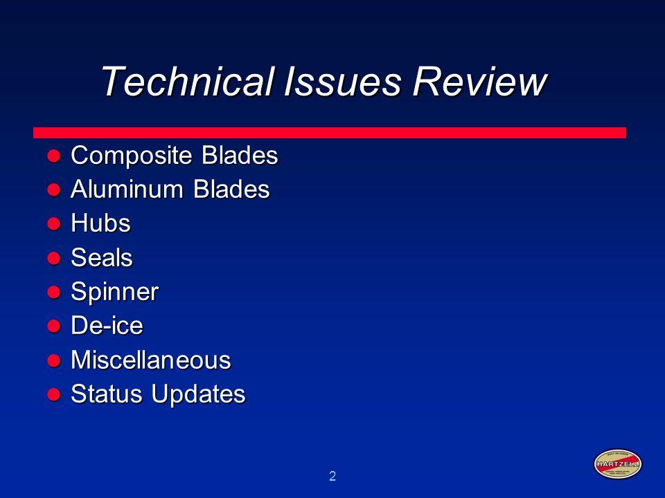13 Composite Blades Inspection HC-ASB-61-306 rev.2: Inspection of N7605( ) HC-ASB-61-306 rev.