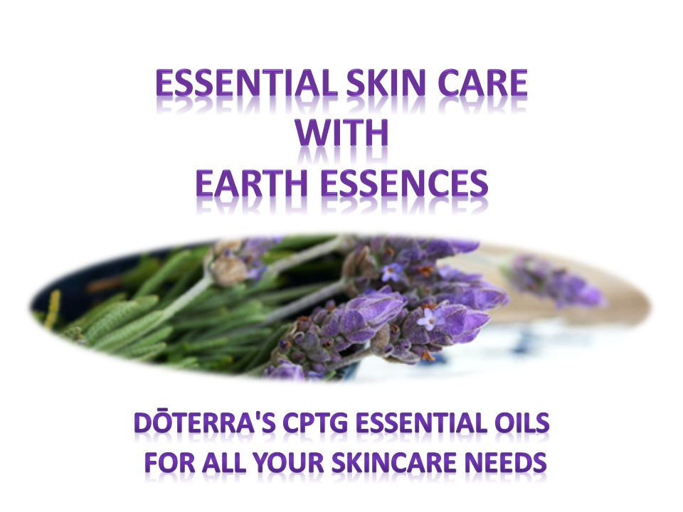 What are CPTG Essential Oils.