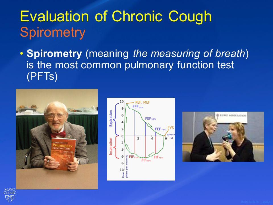 ©2014 MFMER | slide-39 Pediatric cough is a common complaint in 35% of preschool children and 9% of 7–11-year-olds.