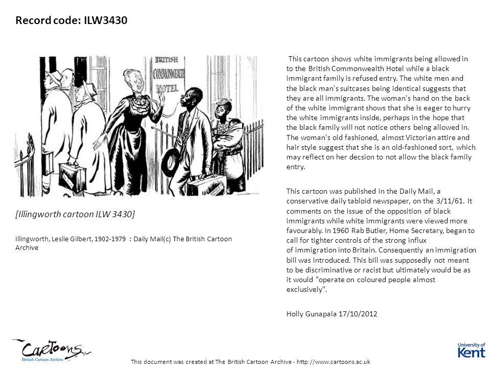 This document was created at The British Cartoon Archive - http://www.cartoons.ac.uk Record code: ILW3430 [Illingworth cartoon ILW 3430] Illingworth,