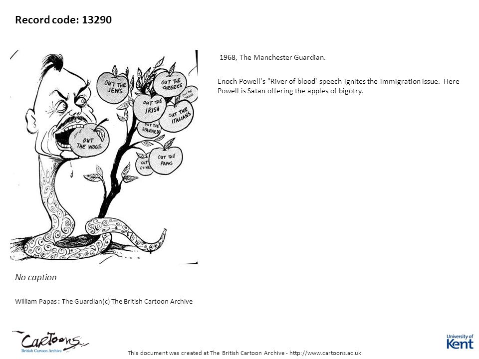 This document was created at The British Cartoon Archive - http://www.cartoons.ac.uk Record code: 13290 No caption William Papas : The Guardian(c) The