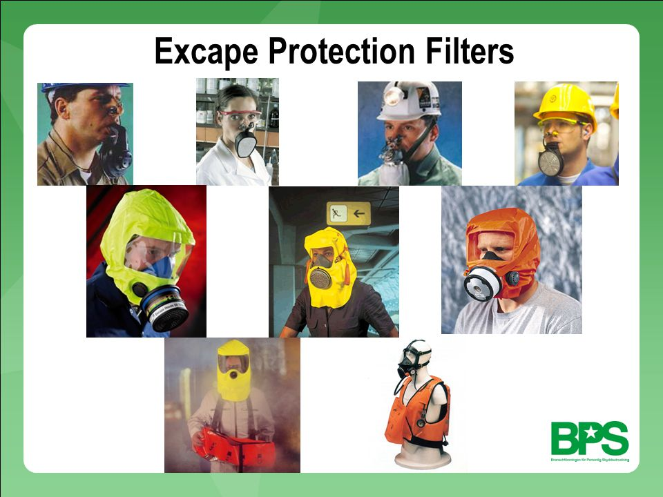 Excape Protection Filters