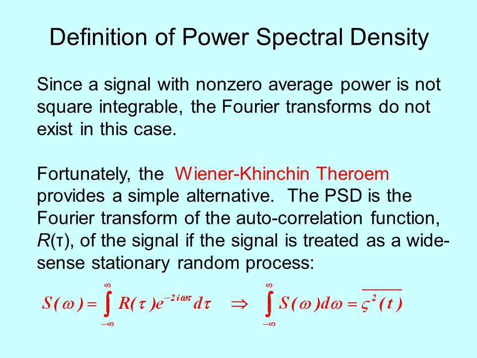 The Idea and the need of Instantaneous Frequency According to the classic wave theory, the wave conservation law is based on a gradually changing φ(x,t) such that Therefore, both wave number and frequency must have instantaneous values and differentiable.