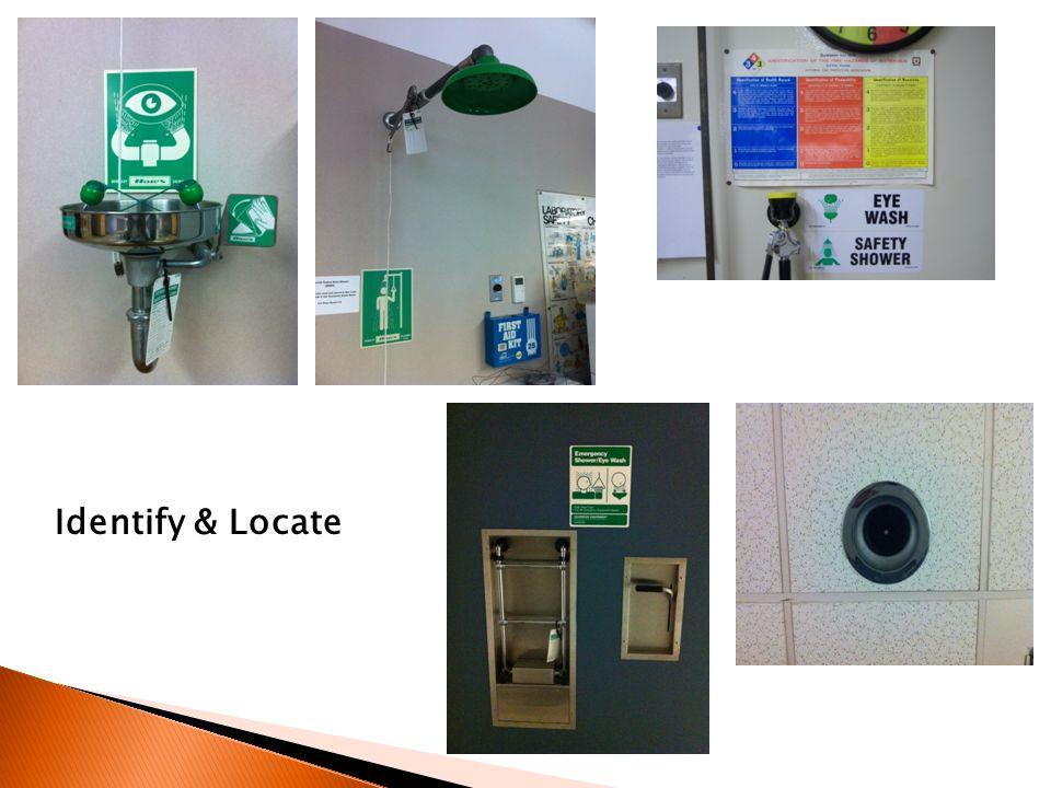 Identify & Locate