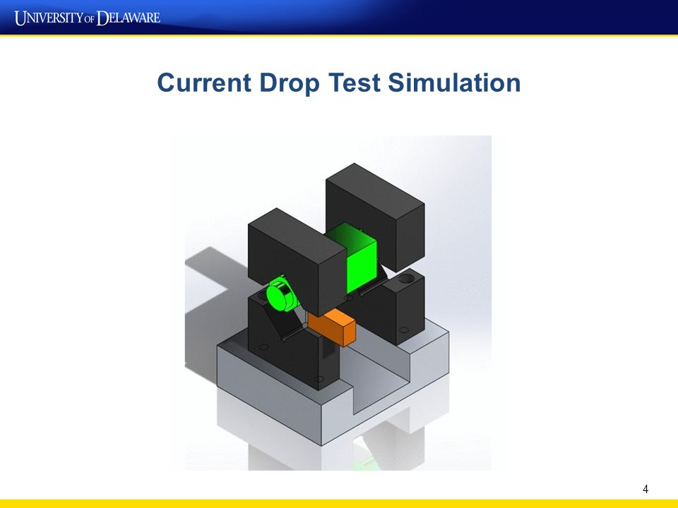 Current Drop Test Simulation 4