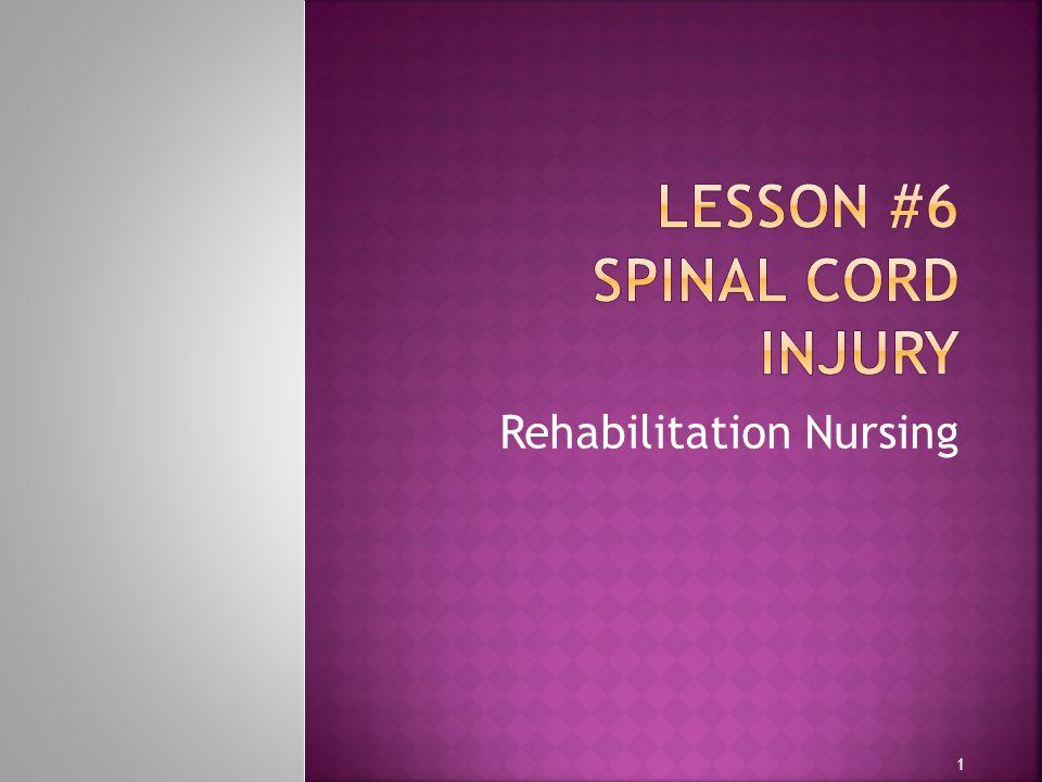 Rehabilitation Nursing 1