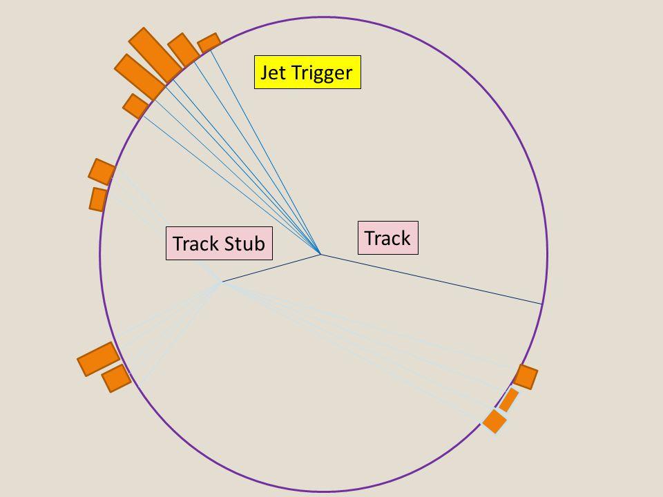 Jet Trigger Track Stub Track