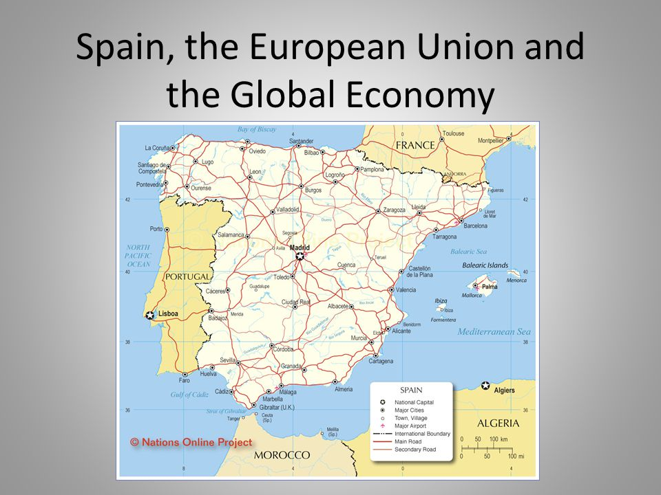 William Chislett: Spain: Going Places, Economic, Political and Social Progress 1975-2008, Chapter #6: {Only} United States: On the Rise…pp.