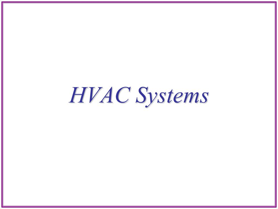 Demand Control Ventilation (DCV) Primary purpose of HVAC is to provide adequate ventilation Basic method has been to provide sufficient ventilation for design conditions at all times DCV provides sufficient ventilation based on actual occupancy, rather than worst case Requires continuous monitoring of CO 2 as proxy for occupancy Energy Auditing Techniques