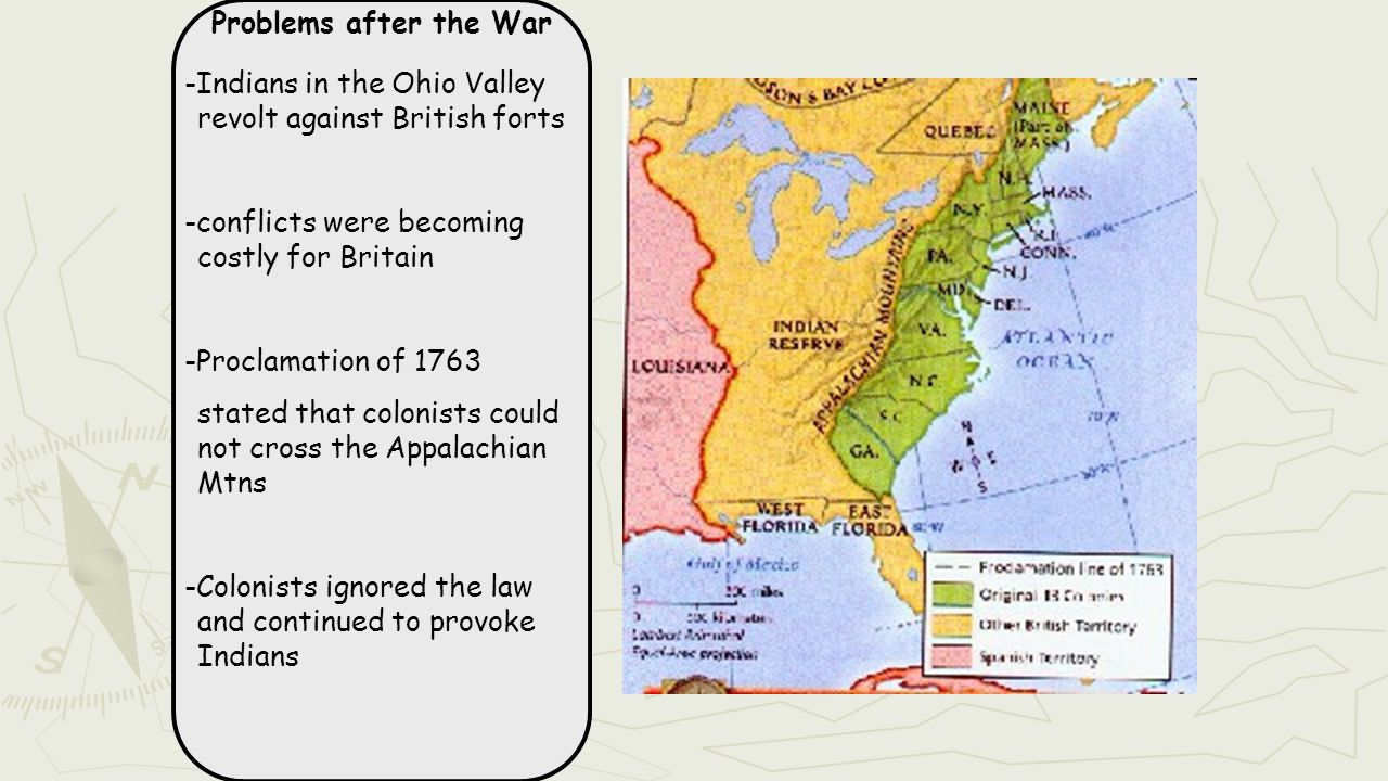 First Continental Congress –September 1774 –Colonial representatives –Complete boycott of British goods, raise local militias, repeal all Parliamentary laws