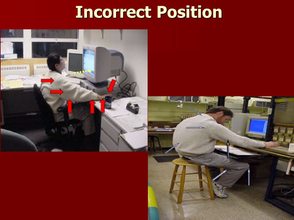 14 Incorrect Position