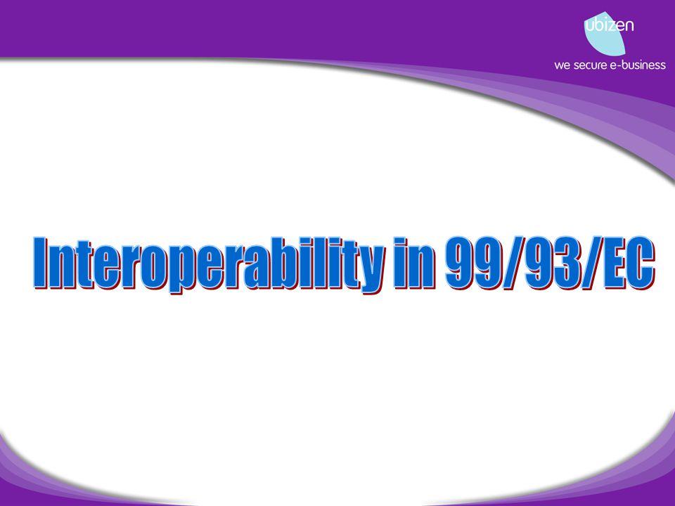 Directive 99/93/EC