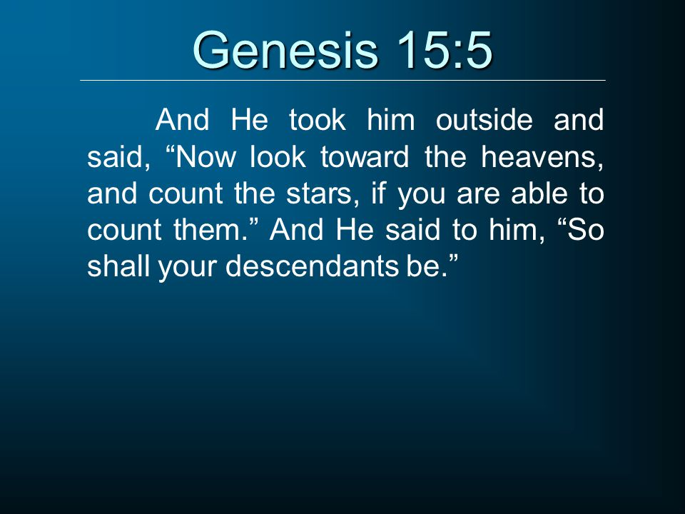 Genesis 17:3-5 Abram fell on his face, and God talked with him, saying, 4 As for Me, behold, My covenant is with you, And you will be the father of a multitude of nations.