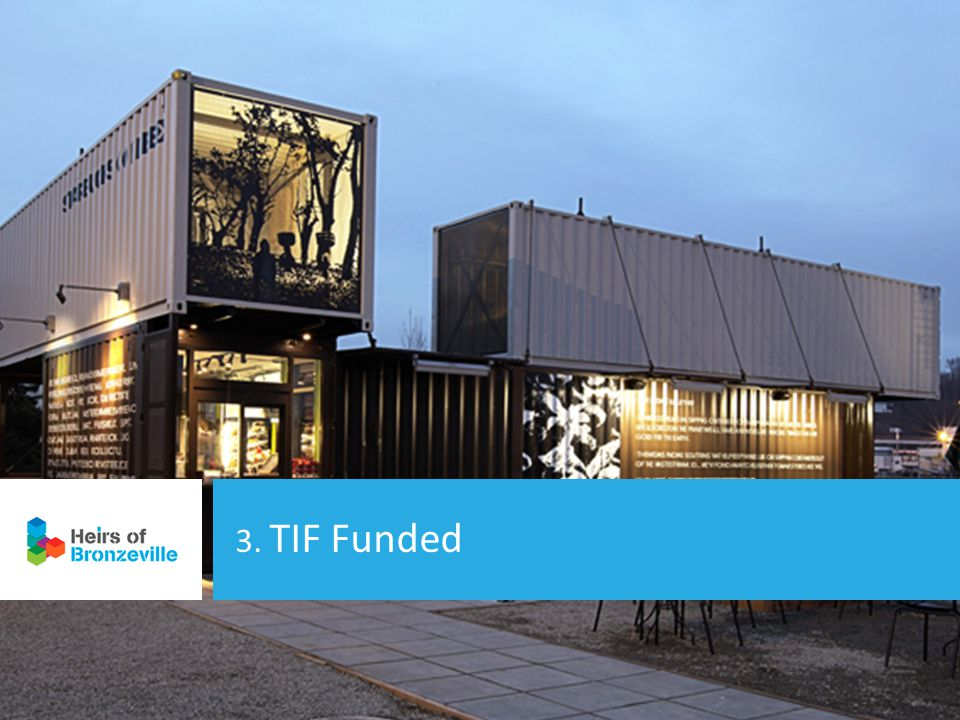 3. TIF Funded
