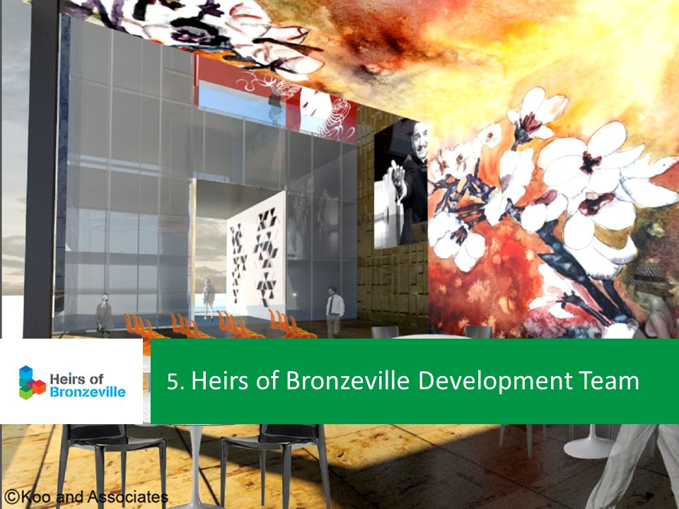 5. Heirs of Bronzeville Development Team