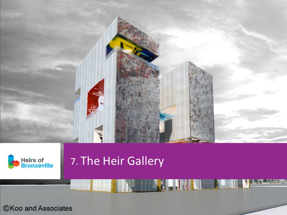 7. The Heir Gallery